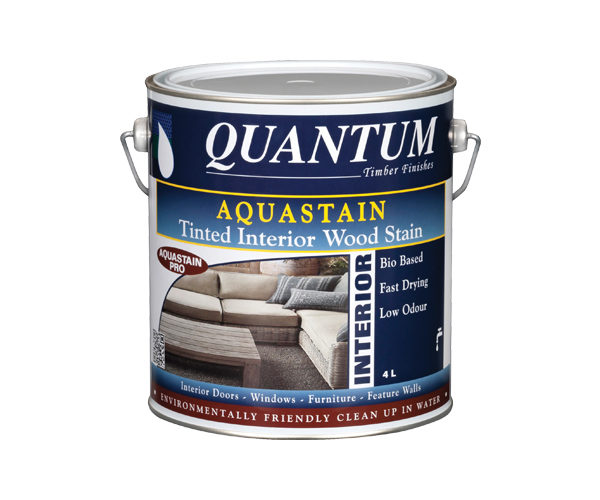 Aquastain Tinted Interior Wood Stain