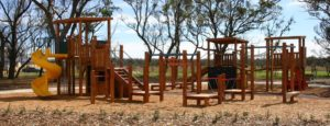 All Play Equipment - TIMBRE PLUS VERTICAL