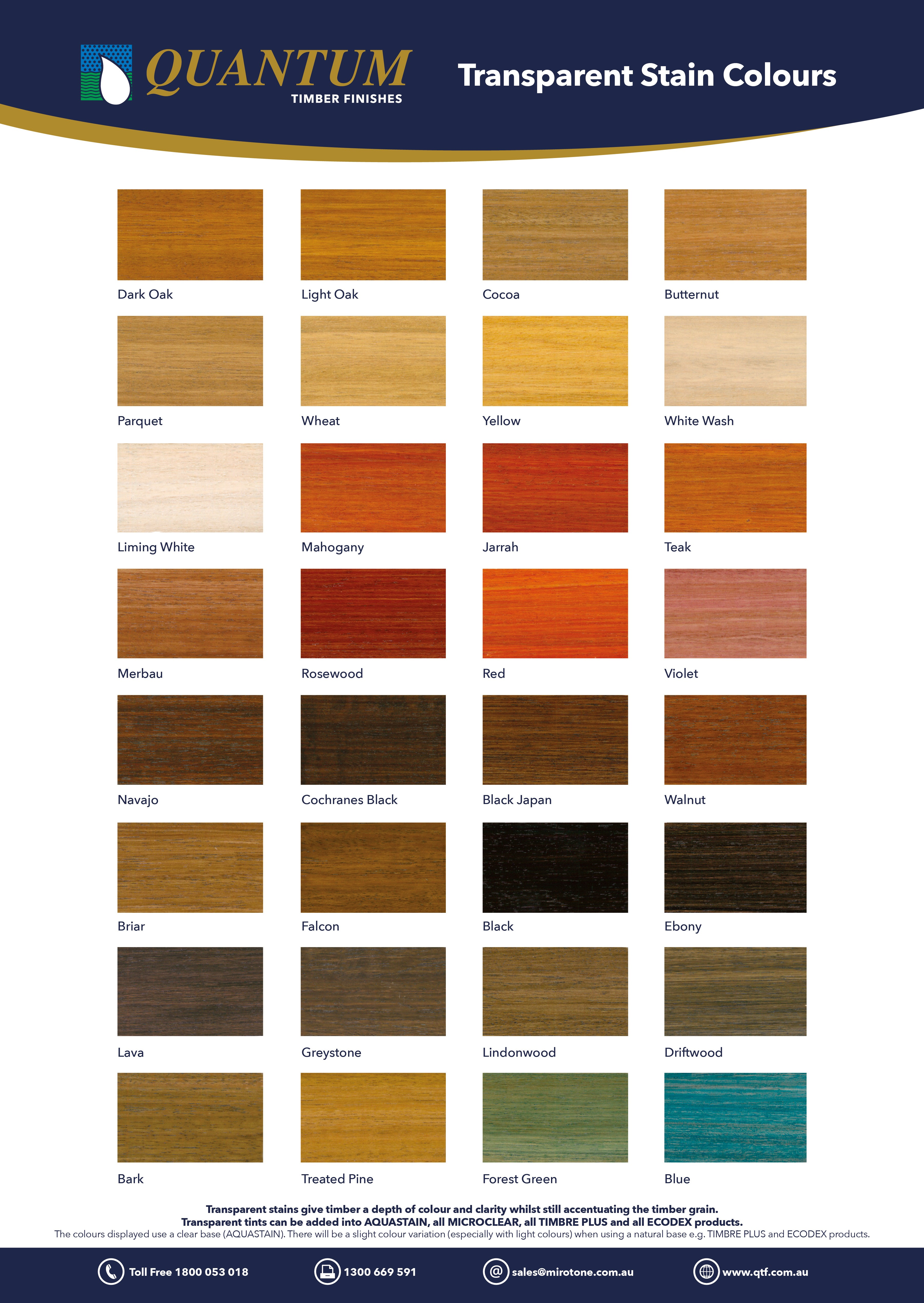 Decking Oil Timber Paint Amp Timber Stain Colours Quantum