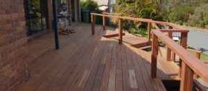 ECODEX QUIX Decking Finish