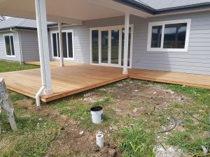 TIMBRE PLUS DECKING
